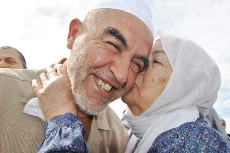 كيف استقبلت عائلة الشيخ رائد صلاح  قرار سجنه 28 شهرا؟!