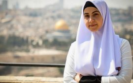 اعتقال الناشطة مدلين عيسى من منزلها في كقر قاسم