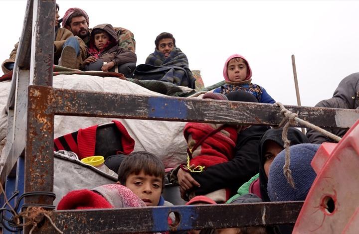 Photo of حشود ضخمة من اللاجئين تتدفق إلى أوروبا عبر تركيا