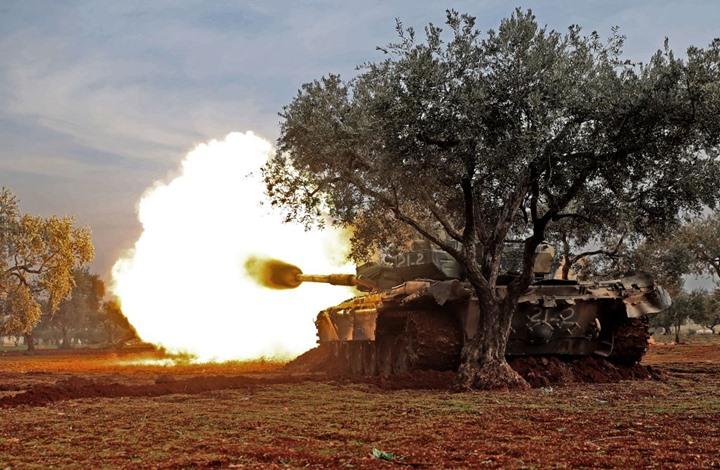 "Photo of صحيفة بريطانية تصف ما يجري في سوريا بـ""المعركة الأخيرة"""