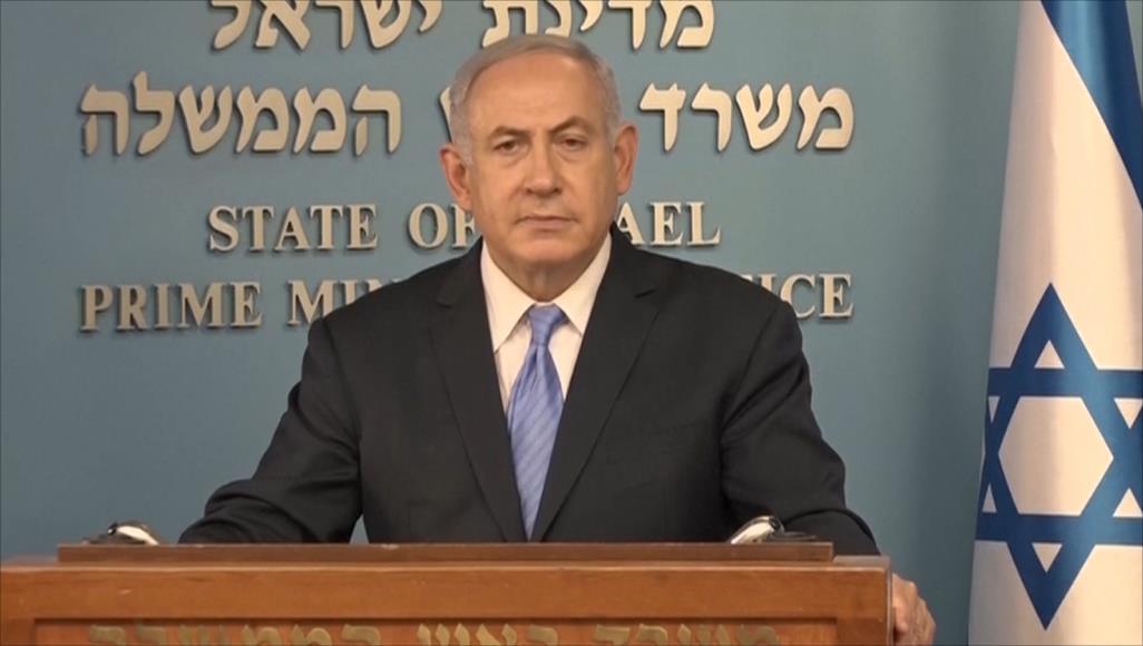 نتنياهو يسخر من ضربات على دمشق.. ويهدد غزة