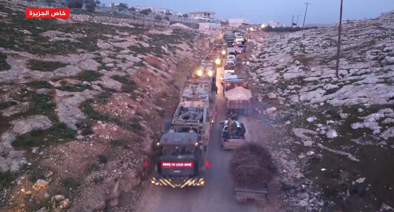 مؤشرات على عملية عسكرية تركية كبيرة في إدلب