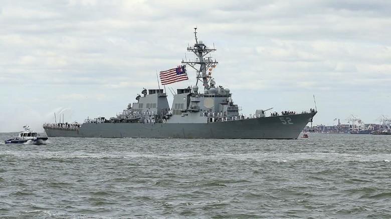 البحرية الأميركية تصادر 150 صاروخًا إيرانيًا في بحر العرب
