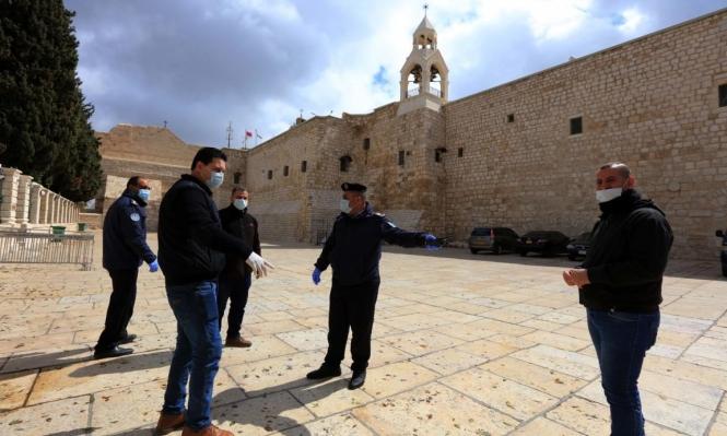 Photo of كورونا: 20 إصابة في بيت لحم وتعقيم المساجد بالضفة