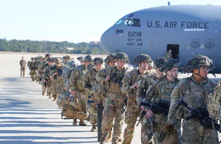 Photo of واشنطن تبدأ فعليا سحب قواتها من قاعدتين بأفغانستان