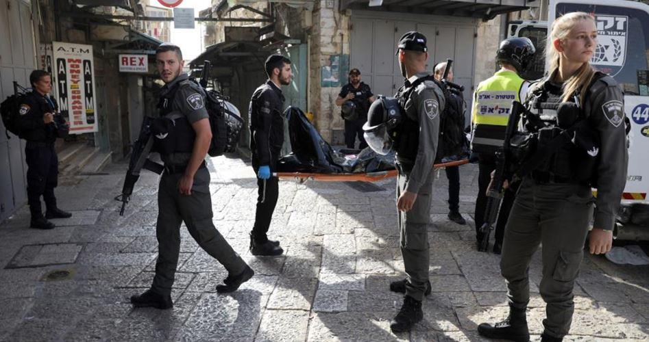 Photo of الاحتلال يعتقل شابا بزعم حيازة سكين لتنفيذ عملية طعن