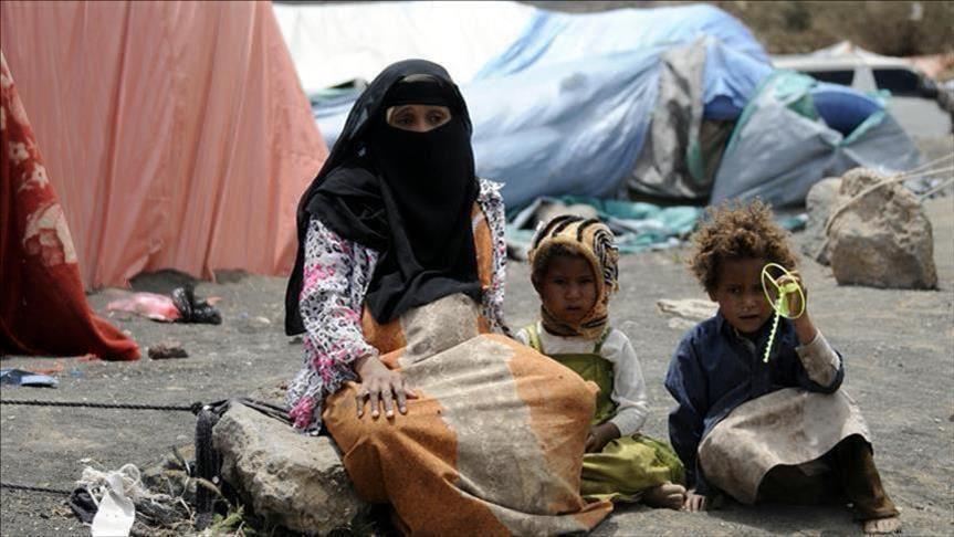 Photo of اليمن.. نزوح عشرات الآلاف إلى مأرب إثر تصعيد الجوف
