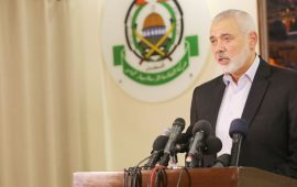 """""""هنية"""" يدعو الملك السعودي لإطلاق سراح المعتقلين الفلسطينيين"""