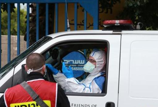 """وفاة مسنة إسرائيلية سادسة جراء إصابتها بـ """"كورونا"""""""