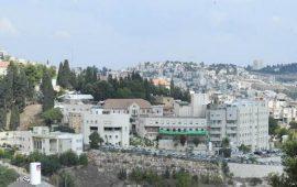 مستشفى الناصرة الإنجليزي يؤكد إصابة 5 أشخاص بالكورونا