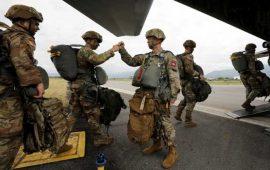 البنتاغون يؤكد استمرار العمليات العسكرية الأمريكية في الخارج رغم تفشي فيروس كورونا