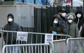 """""""نيويورك تايمز"""": أمريكا تفوق الصين وأصبحت الأولى عالميا بعدد إصابات كورونا"""