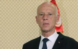 الرئيس التونسي يعرض مساعدة فلسطين بمكافحة كورونا