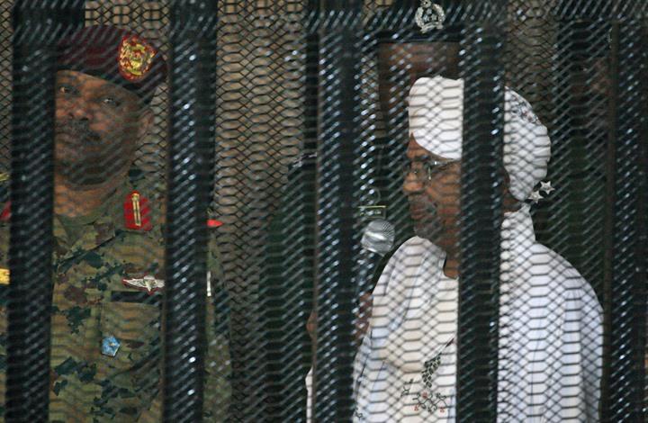 اتهام البشير رسميا بانقلاب السودان عام 1989