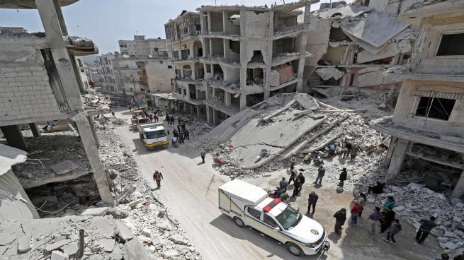 Photo of النظام السوري يخرق وقف إطلاق النار في إدلب