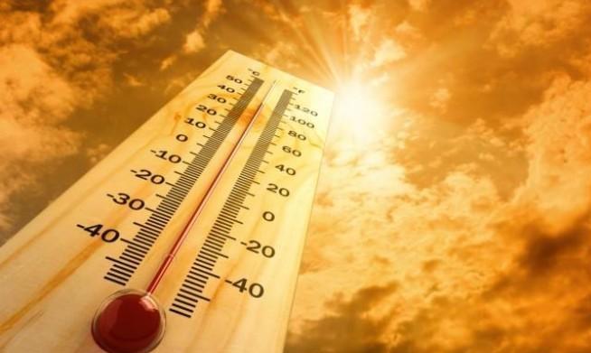 حالة الطقس: أجواء شديدة الحرارة وجافة