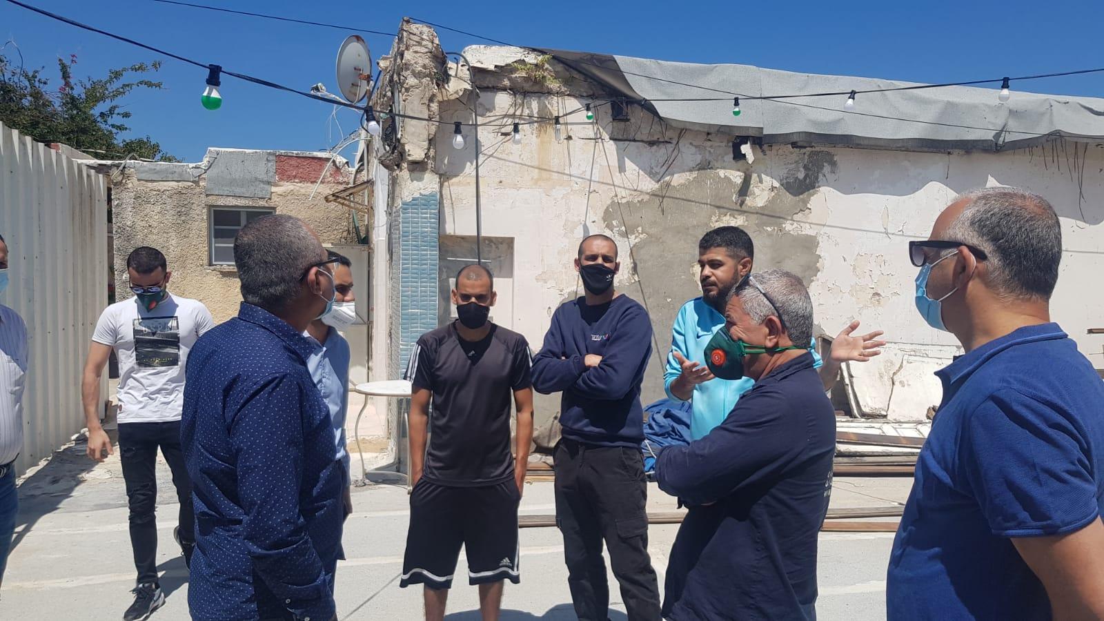 Photo of عكا: تفاهمات حول قضية مسجد البرج