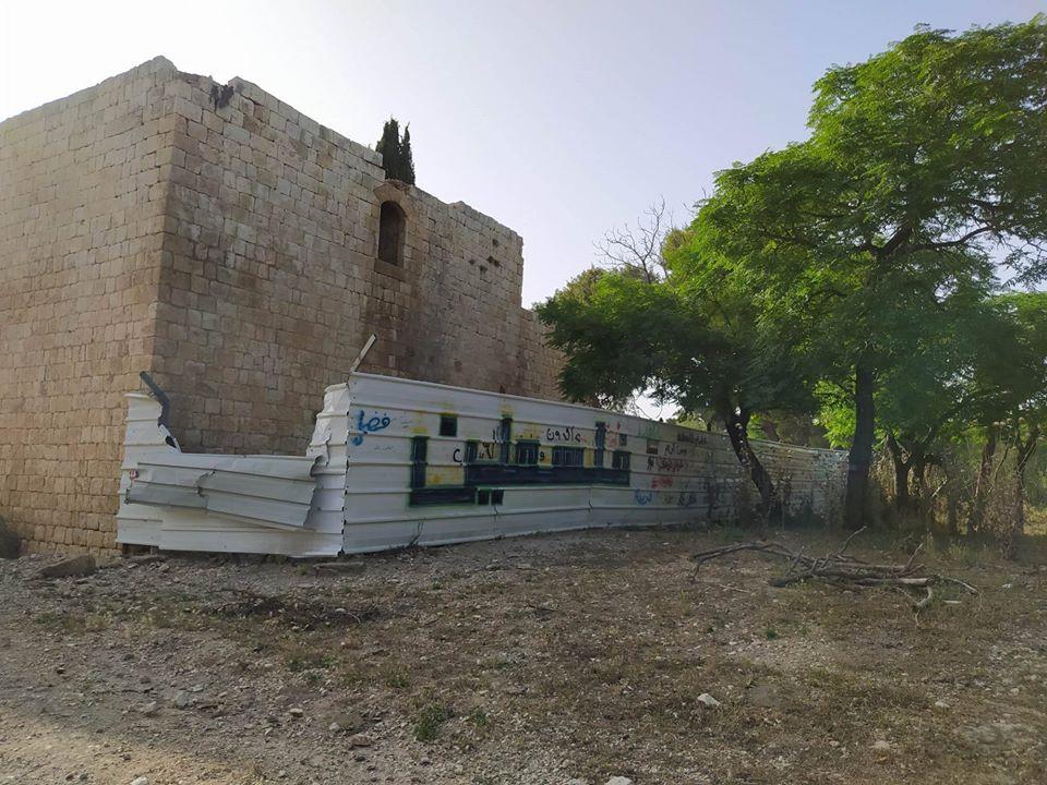 Photo of أعمال تخريب ونبش في مسجد الغابسية قضاء عكا