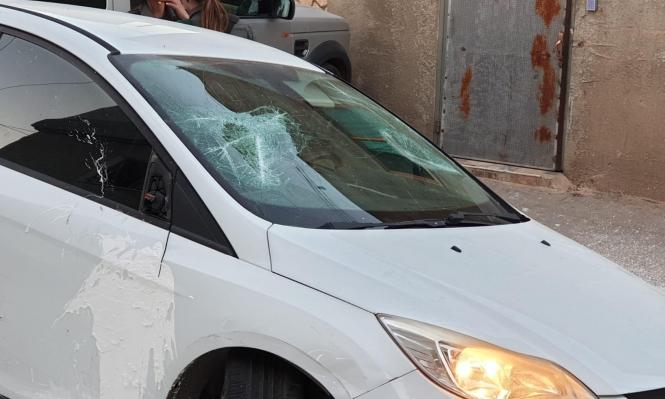 البعنة: مصابان في إطلاق نار على منازل