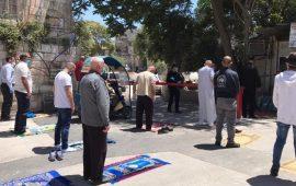 """""""الإسلامية ببيت المقدس"""" تحذر الاحتلال من اقتحام الأقصى"""