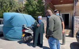 القدس: الاحتلال يعتقل خطيب الأقصى الشيخ عكرمة صبري