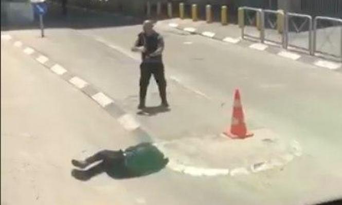 Photo of إصابة برصاص الاحتلال على حاجز قلنديا العسكري