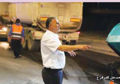 """المحامي فراس بدحي رئيس المجلس المحلي في كفر قرع يتحدث عن إنجازات الإدارة الحالية ومواجهة أزمة """"كورونا"""" والعنف"""