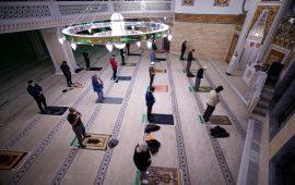 مساجد ألمانيا تعيد فتح أبوابها قريبا مع انحسار كورونا