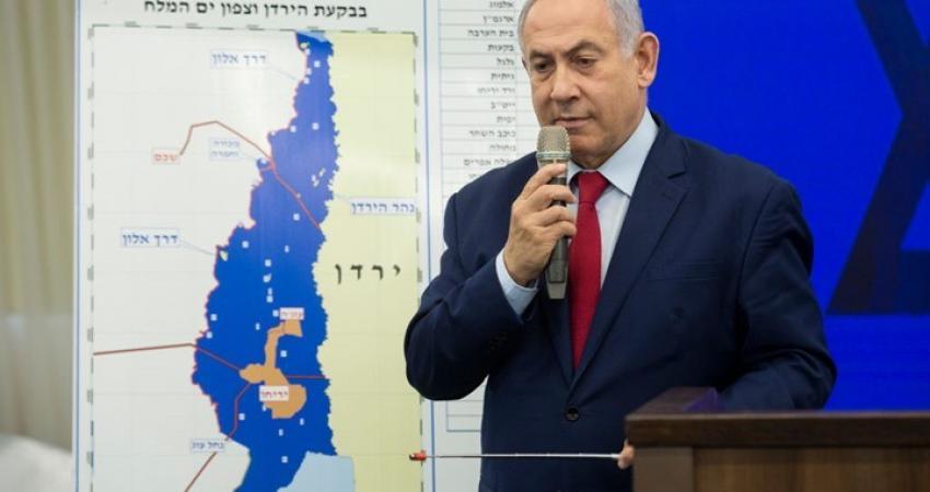 """Photo of نتنياهو يتوقع استمرار اتفاقية """"وادي عربة"""" مع الأردن"""