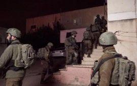 حملة اعتقالات ومداهمات واسعة في القدس والضفة