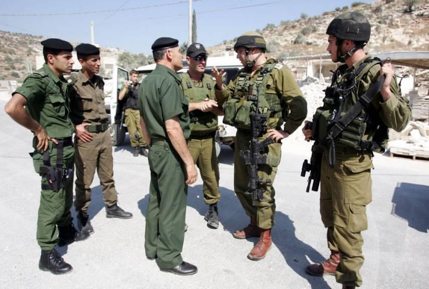 السلطة تطمئن إسرائيل: لن نسمح بتدهور الأوضاع