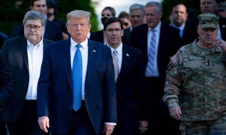 Photo of واشنطن بوست: ترامب وحّد الأمريكيين ضده.. وهذا هو دائما مصير الطغاة