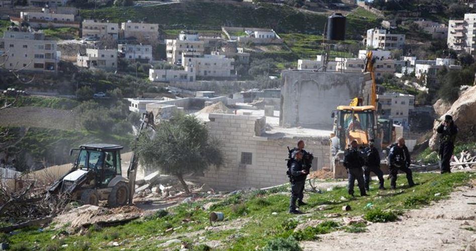 الاحتلال يواصل استهداف وادي الربابة بسلوان