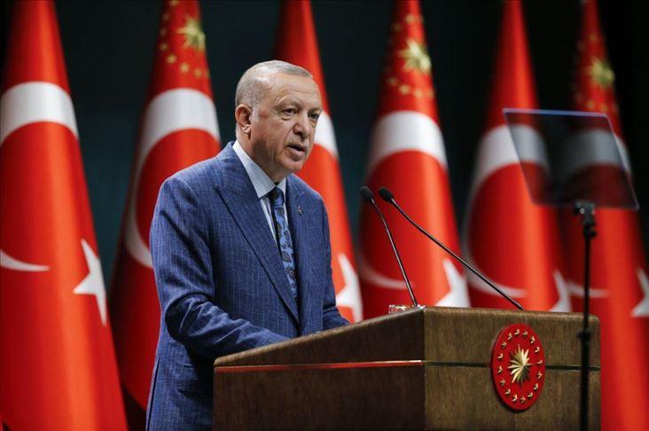 Photo of أردوغان: اقتصادنا ينتعش بقوة