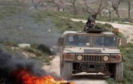 إصابة بقمع الاحتلال مسيرة منددة بمخطط الضم في طوباس
