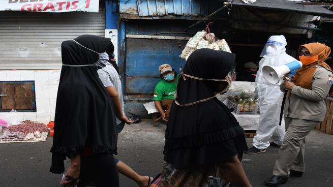 Photo of إندونيسيا تلغي أداء الحج لهذا العام