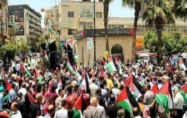 """فصائل فلسطينية تدعو لأوسع مشاركة في يوم """"الغضب الشعبي"""" بغزة غدًا"""