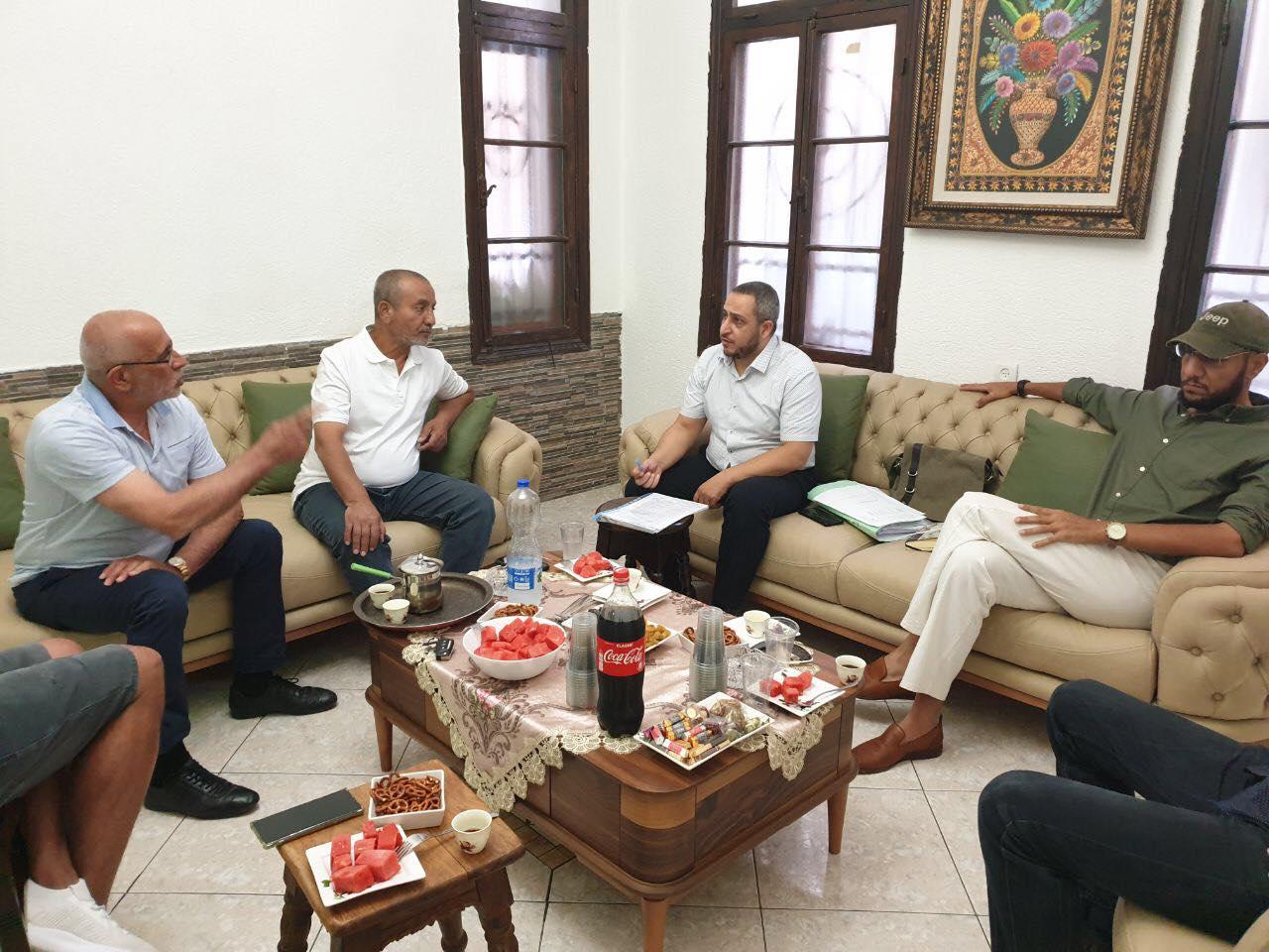 Photo of بيان للجنة الدفاع عن مقبرة القسام في (بلد الشيخ المهجرة) بعد اجتماعها في حيفا