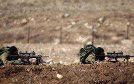 الاحتلال يخطط لإقامة نظام دفاعي جديد على حدود غزة