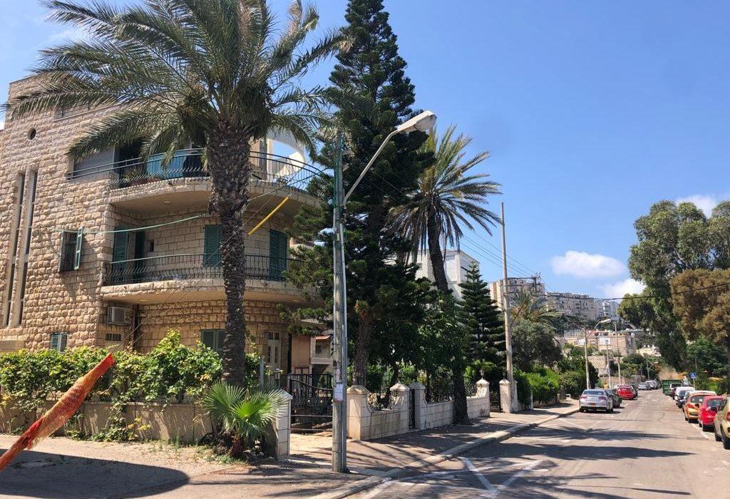المصادقة على حفظ مبان تاريخية بحيّ وادي الجمال  في حيفا