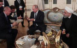 """قمة لأردوغان وبوتين وروحاني لبحث الملف السوري """"عن بعد"""""""