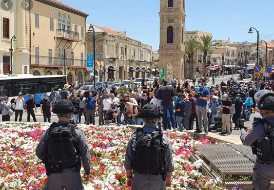 Photo of يافا: بلدية تل أبيب تستأنف الانتهاكات في مقبرة الإسعاف