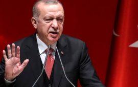 """أردوغان يهاجم باريس وأبو ظبي.. وهذا ما قاله عن ليبيا و""""الضم"""""""