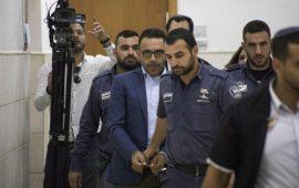 الاحتلال يمدد اعتقال محافظ القدس 7 أيام