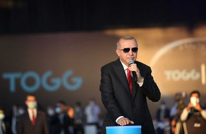 Photo of أردوغان عن التدخل المصري بليبيا: لن نمنح لهم الفرصة
