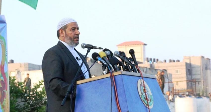 خلال خطبة العيد..الحية: جاهزون لمواجهة الاحتلال وصد مخططاته بالصواريخ