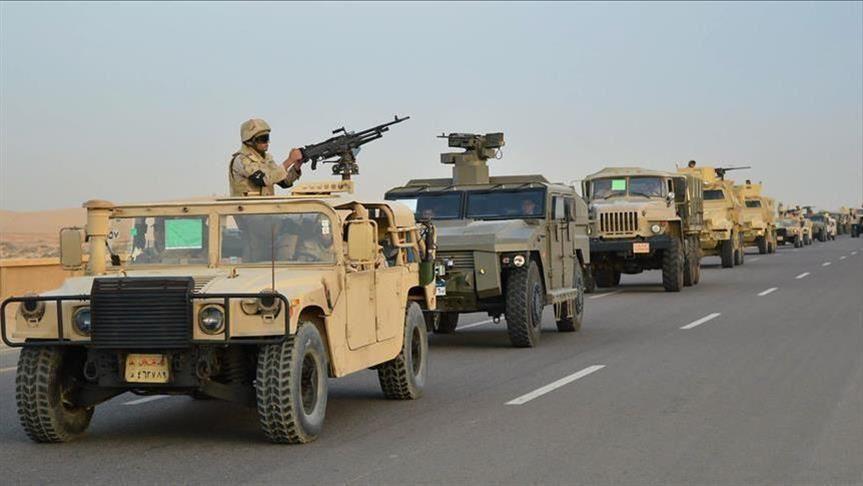 Photo of الأناضول: النظام المصري أرسل جنودا لسوريا