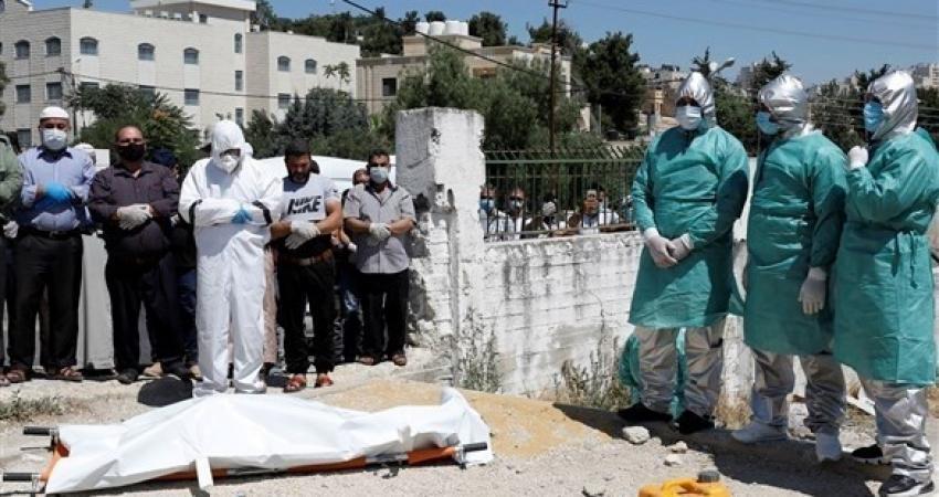 Photo of وفاة مواطن بفيروس كورونا في الخليل يرفع الحصيلة إلى 57