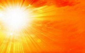 حالة الطقس: أجواء  حارة ومزيد من الارتفاع على درجات الحرارة