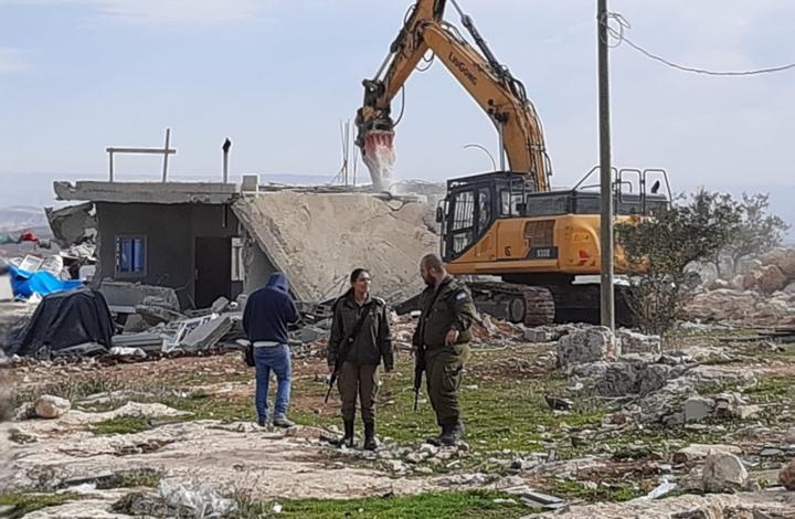 Photo of تقرير أممي: الاحتلال هدم وصادر 30 مبنى فلسطينيا بأسبوعين